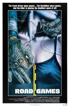 Roadgames - Movie Poster (thumbnail)