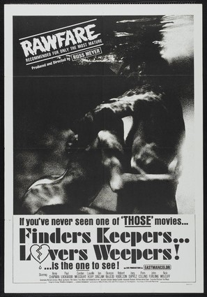 Finders Keepers, Lovers Weepers! - Movie Poster (thumbnail)