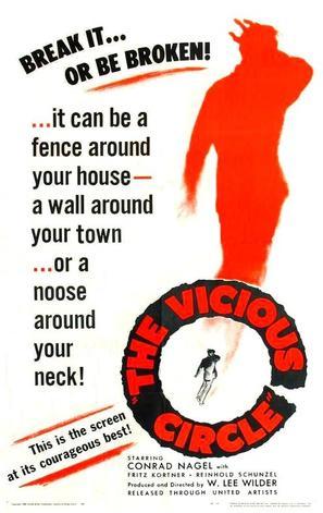 The Vicious Circle - Movie Poster (thumbnail)