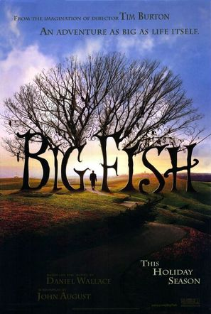 Big Fish - Teaser movie poster (thumbnail)