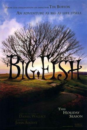 Big Fish - Teaser poster (thumbnail)