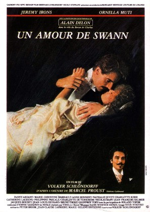 Un amour de Swann - French Movie Poster (thumbnail)