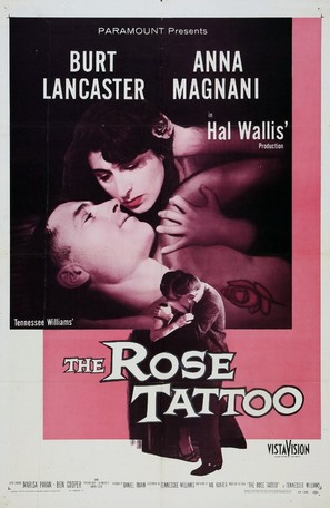 The Rose Tattoo - Movie Poster (thumbnail)