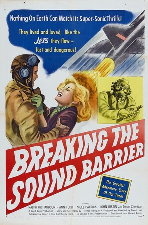 The Sound Barrier - Movie Poster (thumbnail)