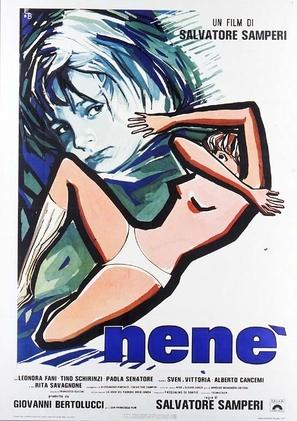 Nenè - Italian Movie Poster (thumbnail)