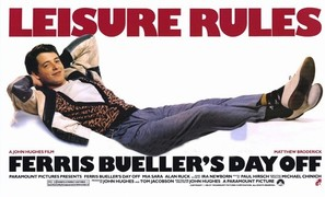 Ferris Bueller's Day Off - Movie Poster (thumbnail)