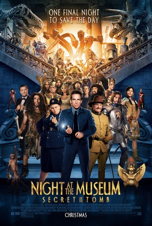 Night at the Museum: Secret of the Tomb - Movie Poster (thumbnail)