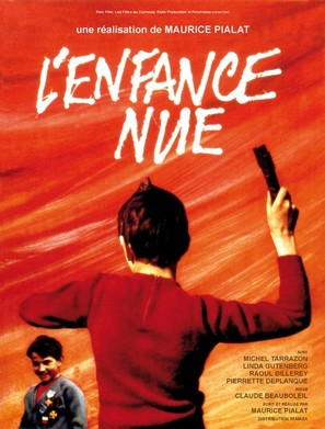 L'enfance nue - French Movie Poster (thumbnail)
