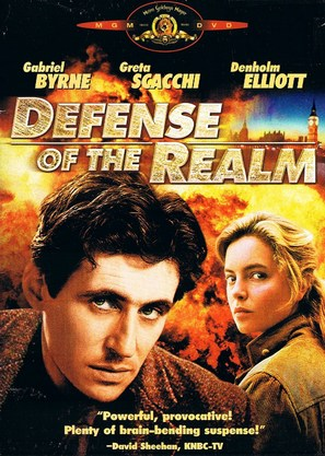 Defence of the Realm - DVD movie cover (thumbnail)