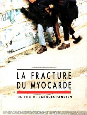 La fracture du myocarde