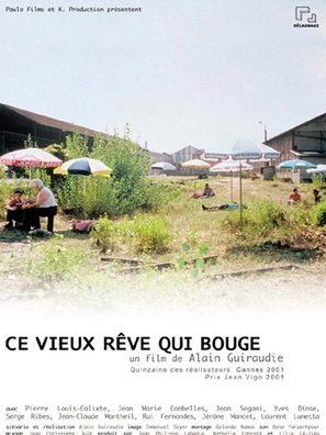 Ce vieux rêve qui bouge - French Movie Poster (thumbnail)