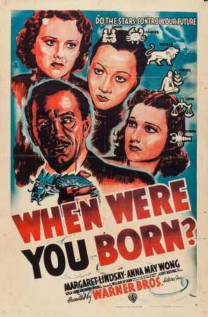 When Were You Born - Movie Poster (thumbnail)