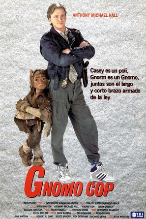 A Gnome Named Gnorm - Spanish Movie Poster (thumbnail)