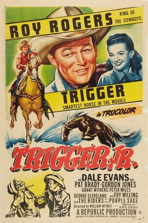 Trigger, Jr. - Movie Poster (thumbnail)
