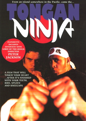Tongan Ninja - New Zealand poster (thumbnail)