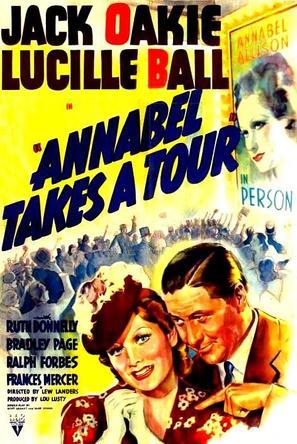 Annabel Takes a Tour - Movie Poster (thumbnail)
