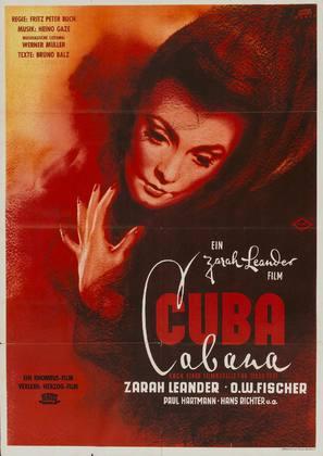 Cuba Cabana - German Movie Poster (thumbnail)