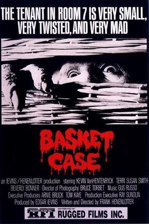 Basket Case - Movie Poster (thumbnail)