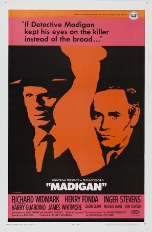 Madigan - Movie Poster (thumbnail)