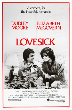 Lovesick - Movie Poster (thumbnail)