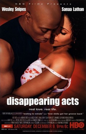 Disappearing Acts - Movie Poster (thumbnail)