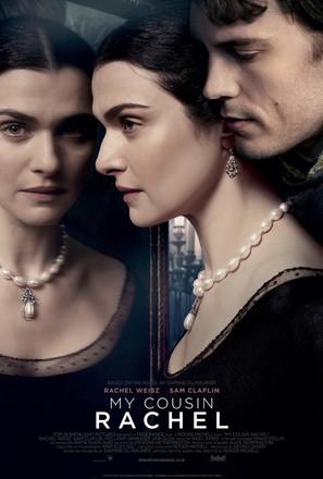 My Cousin Rachel - British Movie Poster (thumbnail)