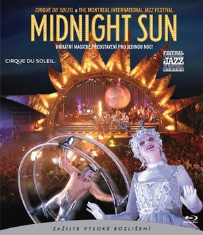 Cirque du Soleil: Midnight Sun - Czech Movie Cover (thumbnail)