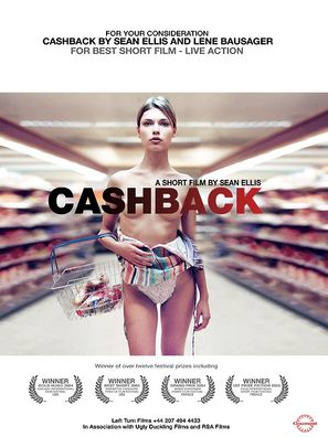 Cashback - For your consideration poster (thumbnail)