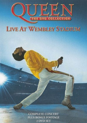 Queen Live at Wembley '86 - Movie Cover (thumbnail)