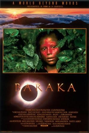 Baraka - Movie Poster (thumbnail)
