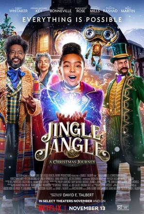Jingle Jangle: A Christmas Journey - Movie Poster (thumbnail)