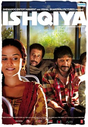Ishqiya - Indian Movie Poster (thumbnail)