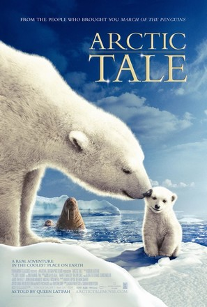 Arctic Tale - Movie Poster (thumbnail)