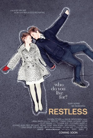 Restless - Movie Poster (thumbnail)