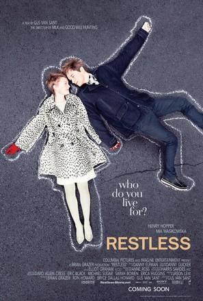 Restless - Movie Poster (thumbnail)