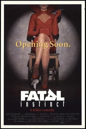 Fatal Instinct - Movie Poster (thumbnail)