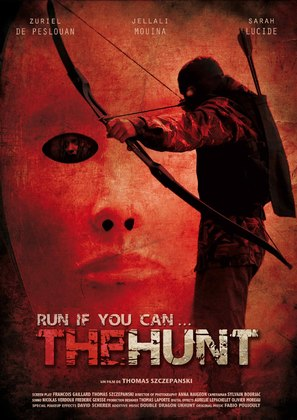 The Hunt - French Movie Poster (thumbnail)