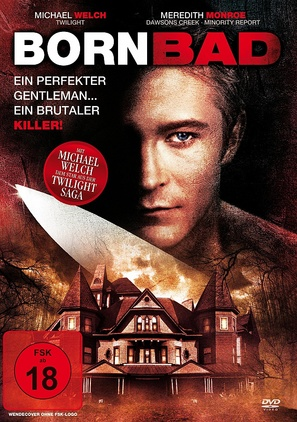 Born Bad - German DVD cover (thumbnail)