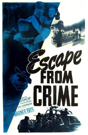 Escape from Crime - Movie Poster (thumbnail)