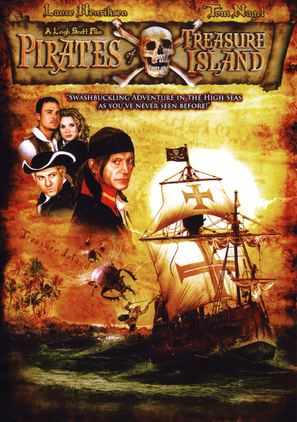 Pirates of Treasure Island - DVD cover (thumbnail)