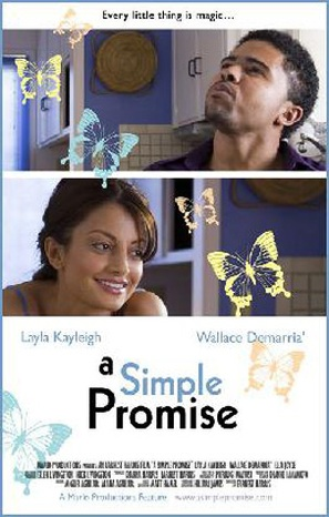 A Simple Promise - Movie Poster (thumbnail)
