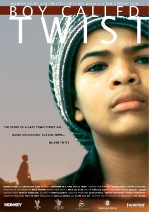 Boy Called Twist - South African Movie Poster (thumbnail)