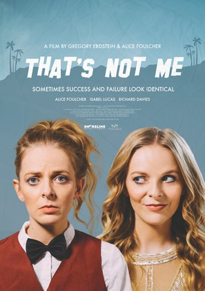 That's Not Me - Australian Movie Poster (thumbnail)