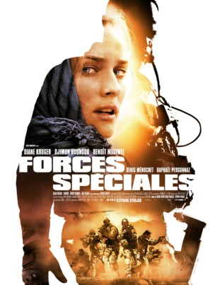 Forces spéciales - French Movie Poster (thumbnail)