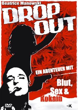 Drop Out - Nippelsuse schlägt zurück - German DVD movie cover (thumbnail)