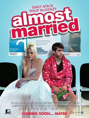 Almost Married - British Movie Poster (thumbnail)