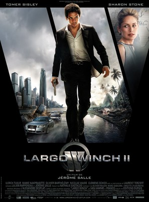 Largo Winch (Tome 2) - French Movie Poster (thumbnail)