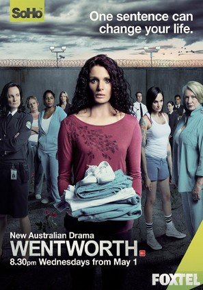 """Wentworth"" - Australian Movie Poster (thumbnail)"