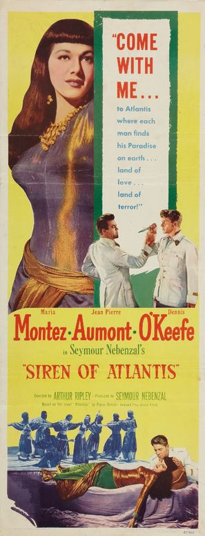 Siren of Atlantis - Movie Poster (thumbnail)