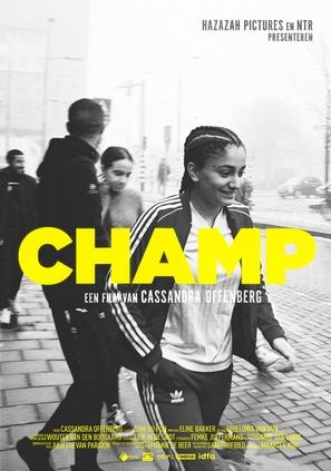 Champ - Dutch Movie Poster (thumbnail)